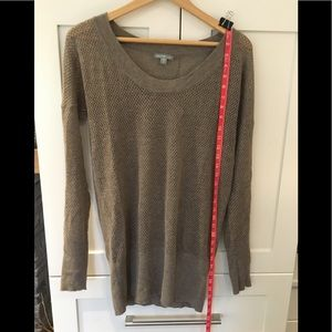 James Perse Wool/Cashmere Sweater